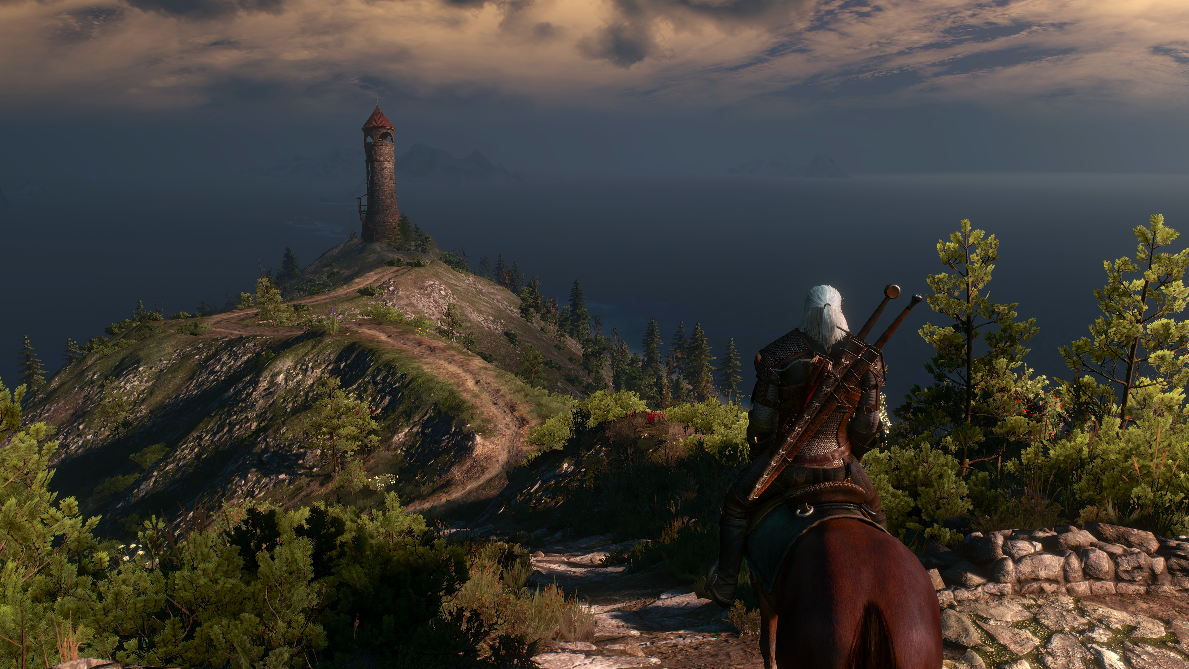 The_Witcher_3_Wild_Hunt_A_lonely_tower,_