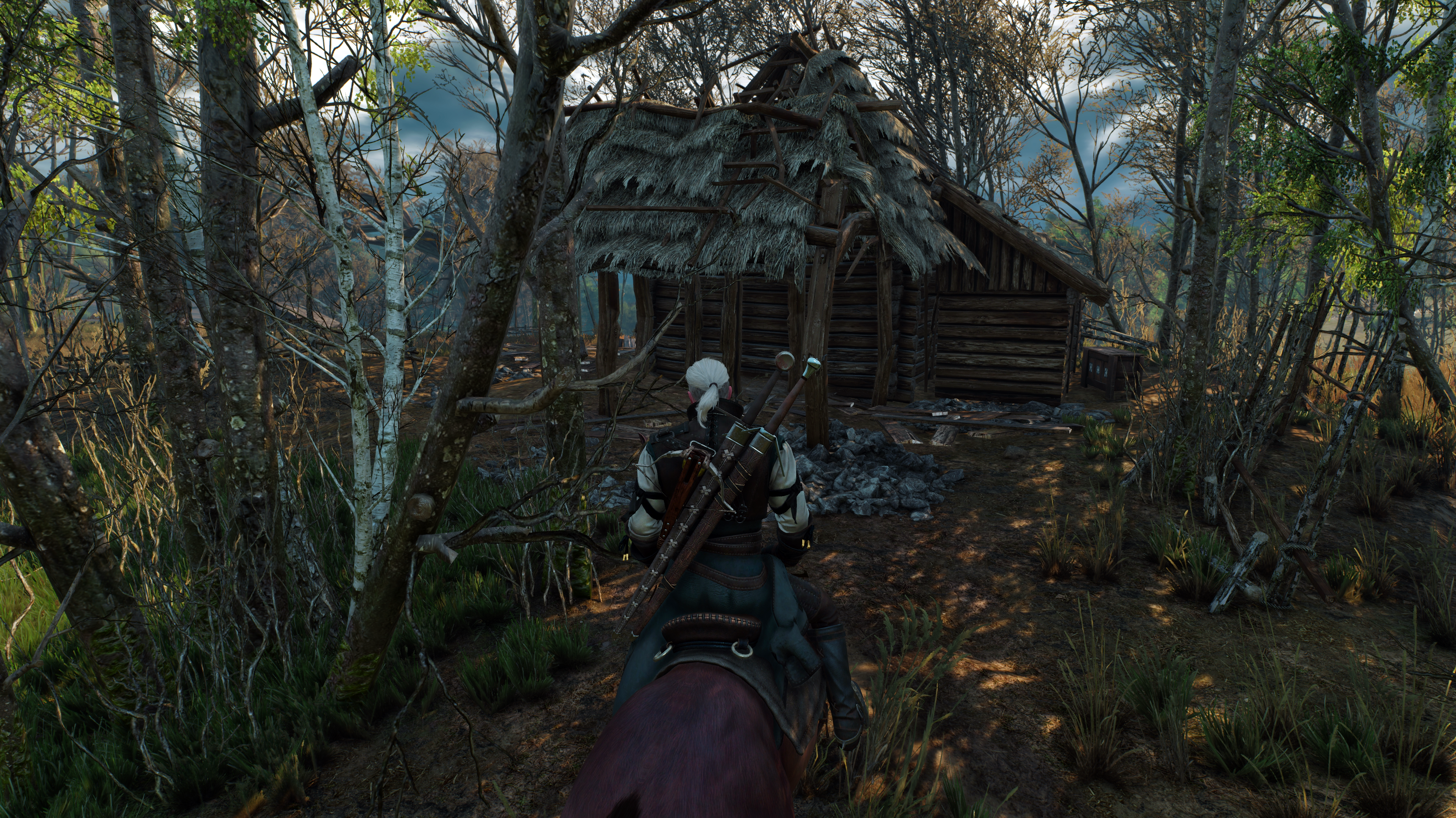 The_Witcher_3_Wild_Hunt_Old,_abandoned_a