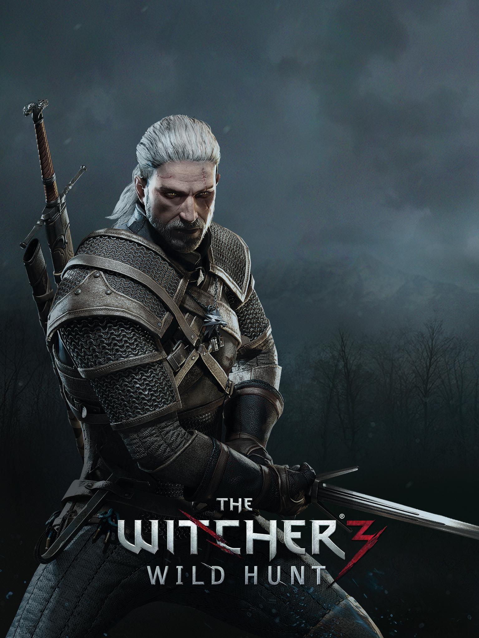 The Witcher 3 Wild Huntsexy Geralt ! http