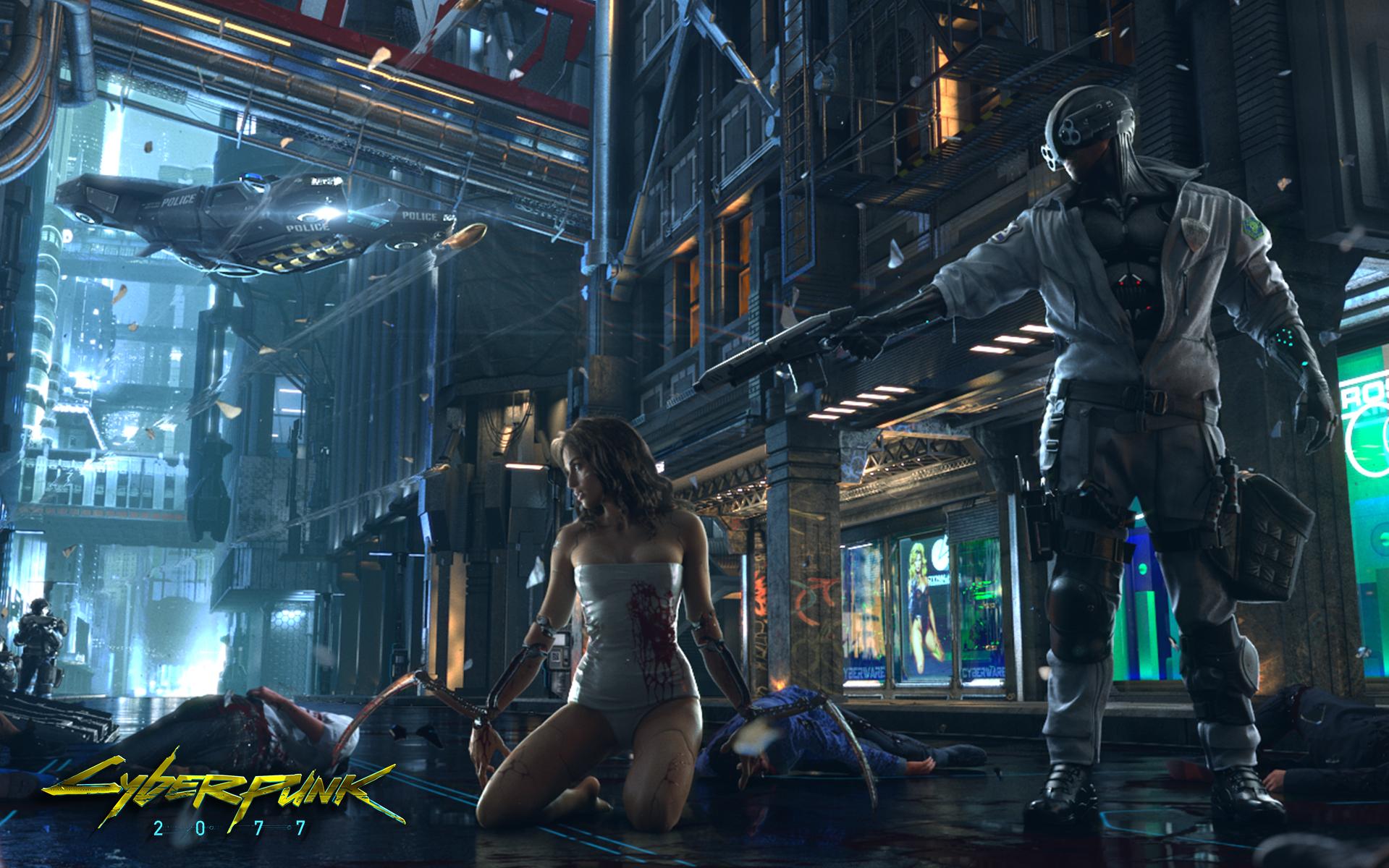 cyberpunk 2077 - photo #10